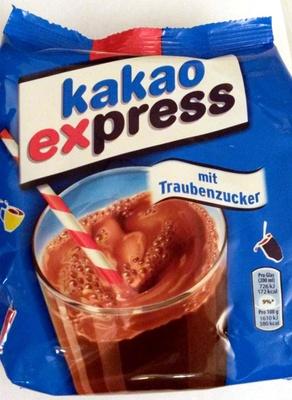 Kakao express - Produkt
