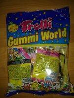 Gummi World - Prodotto - de