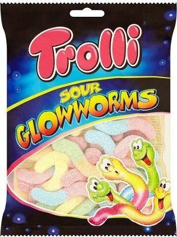 Sour Glowworms - Prodotto - en