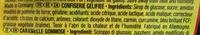 Sour Glowworms - Ingredienti