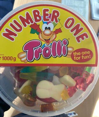 Trolli Number One - Produkt - de