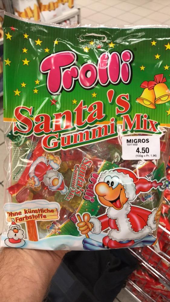 Santa's Gummi Mix - Prodotto - fr