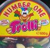 Trolli No. 1 Bunte Fruchtgummi- Mischung - Prodotto