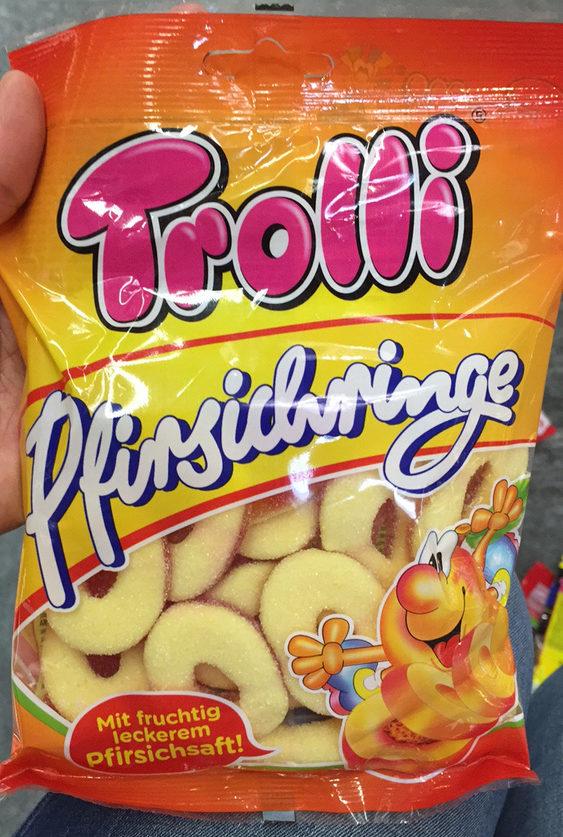 Pfirsichringe - Product
