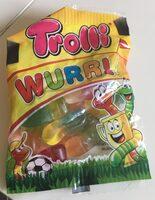 Trolli Wurrli - Produkt - de