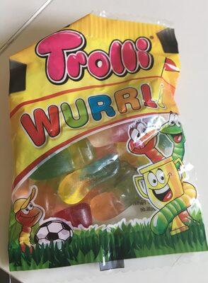 Trolli Wurrli - Product