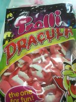 Dracula - Informação nutricional - fr