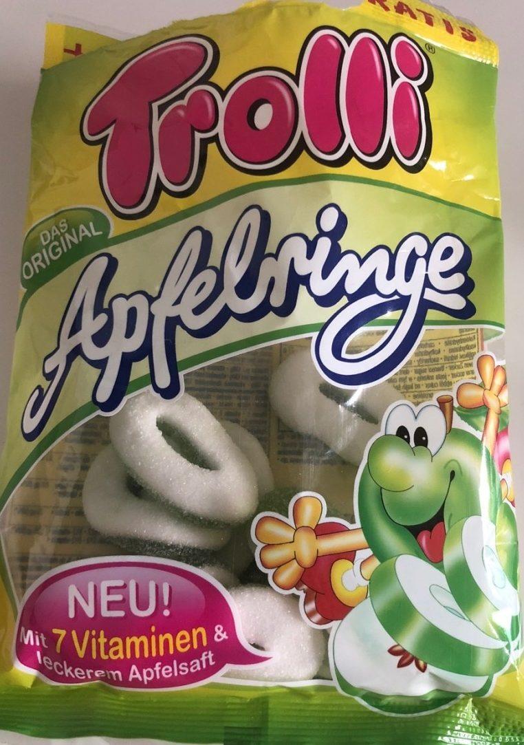 Apfelringe - Product