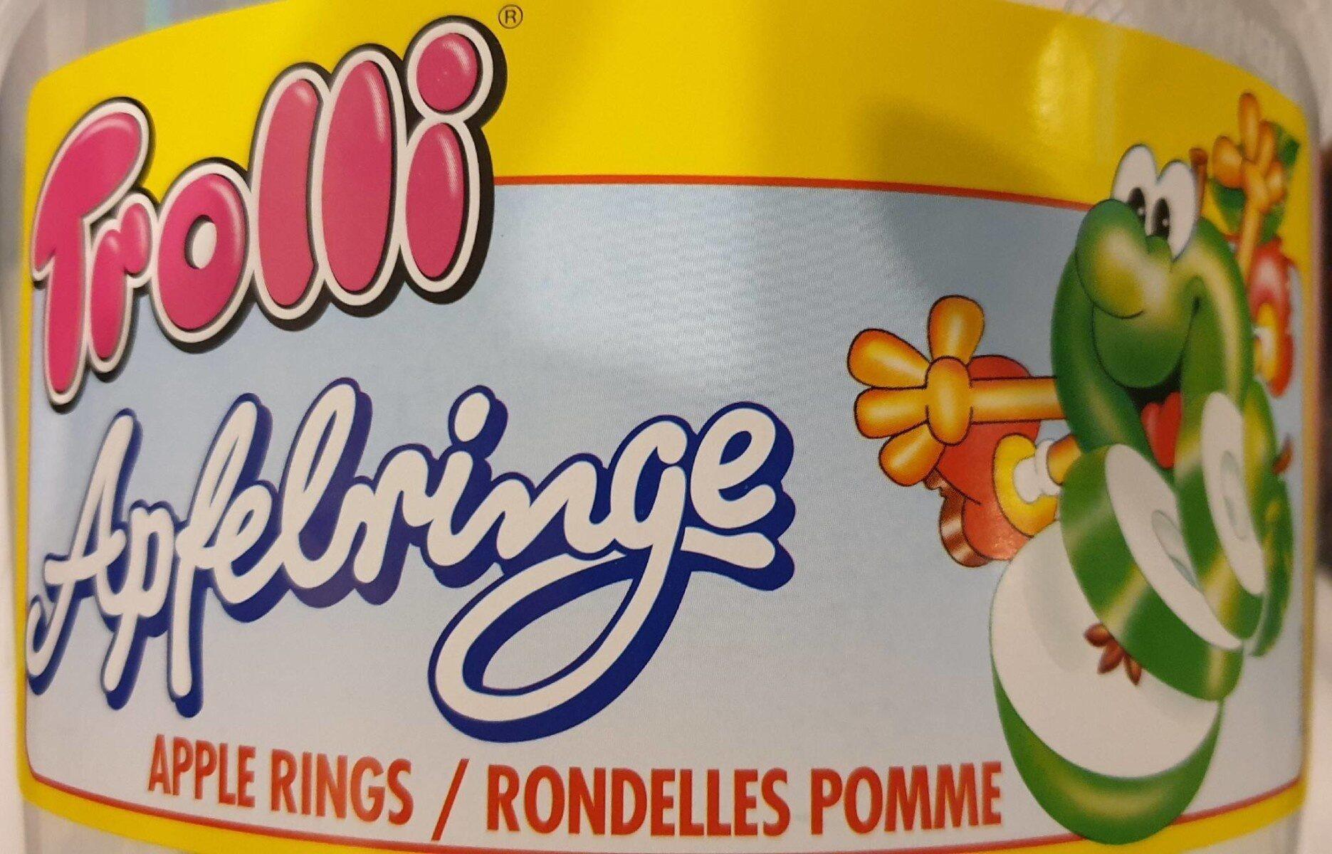 Trolli Apfelbringe - Prodotto - fr