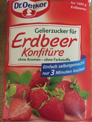 Gelierzucker - Product - de
