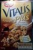 Vitalis Knusper Plus Double Chocolate - Product