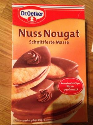 Nuss Nougat - Produit - fr