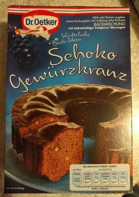 Schoko Gewürzkranz - Product - de