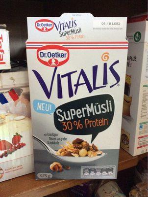 Vitamins Super Müsli 30% Protein - Product - de