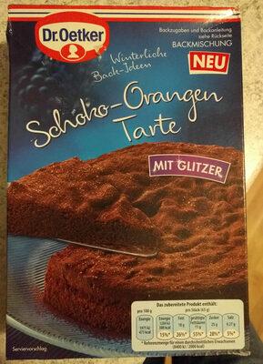 Schoko-Orangen Tarte - Produkt