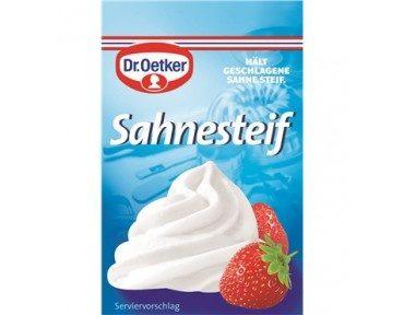 Dr. Oetker Sahnesteif - Product