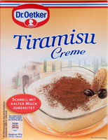 Tiramisu Creme - Produkt - de