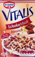 Vitalis Schoko Müsli klassisch - Product