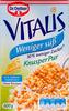 Vitalis Weniger süß Knusper Pur - Product