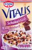 Vitalis Schoko Müsli feinherb - Product