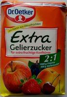 Extra Gelierzucker 2:1 - Product - de