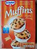 Muffins extra saftig und schokolading - Produto