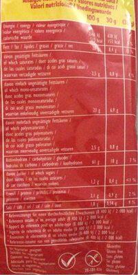 Pom-Bär Original - Informations nutritionnelles - fr