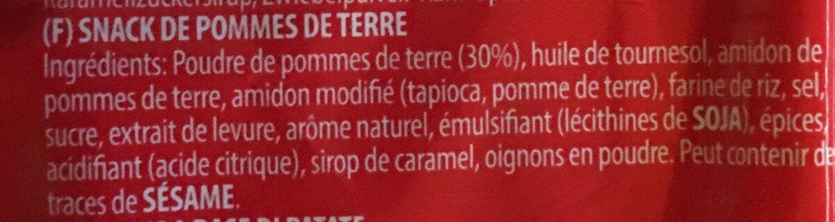 Pombar - Original Bears Sweets 25G - Ingredienti - fr