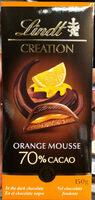 Edelbitter Mousse Orange - Product - en