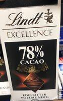 78% Edelbitter Vollmundig - Produkt - de