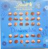Lindt Mini Pralinés Dankeschön - Produit