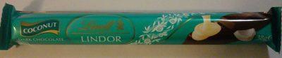 Lindt Lindor Coconut - Product - en