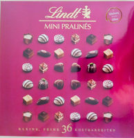 Mini Pralines - Product