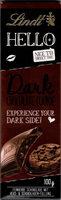 Hello Dark Chocolate Cookie - Produit - de