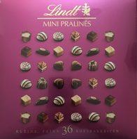 Lindt Mini Pralines - Product