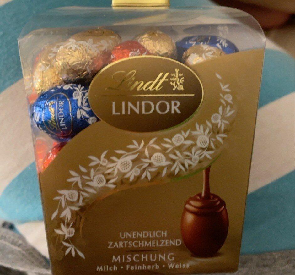 Lindt Lindor - Производ - fr