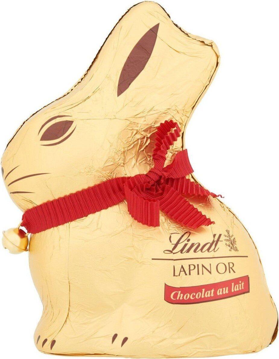 Lapin Or chocolat au lait - Prodotto - fr