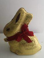 Lapin d'or chocolat au lait - Prodotto - en