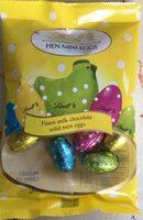 Hen Mini Eggs - Prodotto - sv