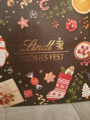 Lindt EDEKA Adventskalender - Product - de