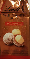 Weihnachtsnüsse Macadamia - Product