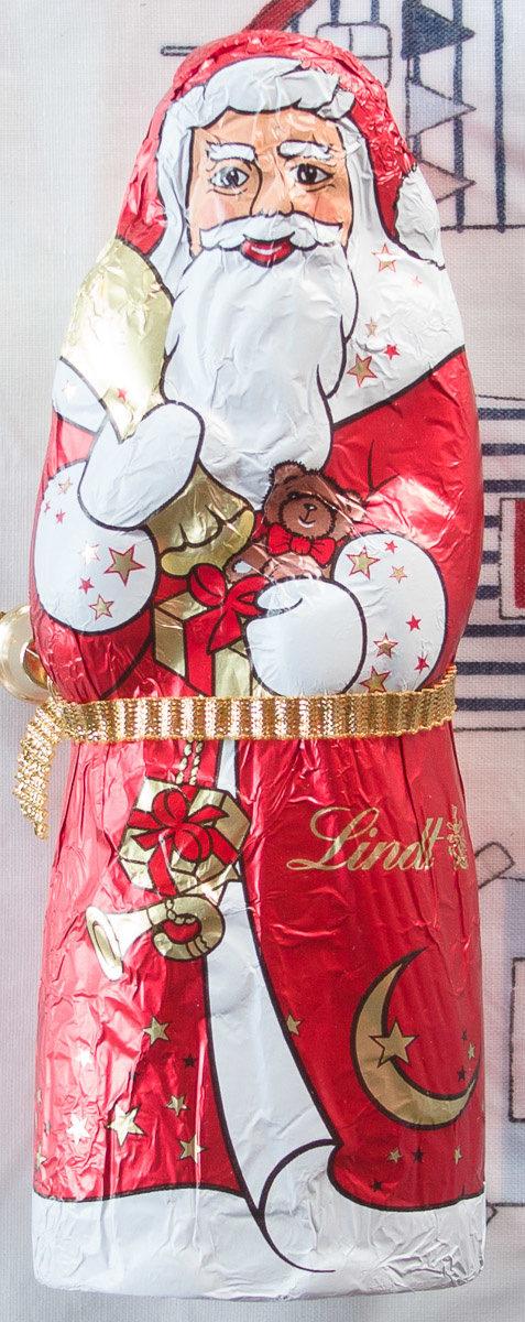 Père Noël Chocolat au Lait - Product