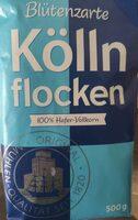 Blüttenzarte Kölln Flocken - Produkt - de
