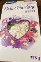 Hafer Porridge Beere - Product - de