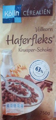 Haferfleks Schoko - Produkt
