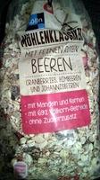 Mühlenklassiker mit feinen roten Beeren - Product - de