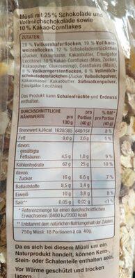 Mühlenklassiker Schokolade - 4