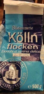 Kölln flocken Fiocchi d'avena delicati - Product - it