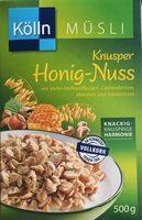 Knusper Honig-Nuss - Produkt - de