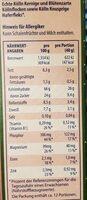 Müsli Cranberry - Voedingswaarden - de